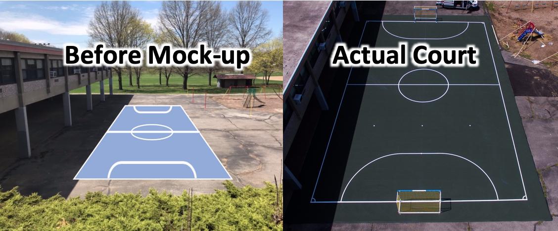 Cuyahoga Falls Futsal Court