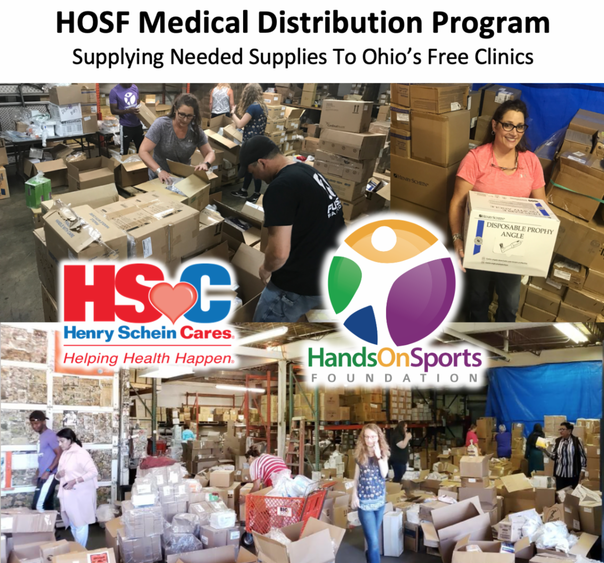 Medical Supply Distribution Day