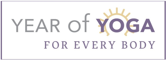 Year of Yoga for Every Body logo