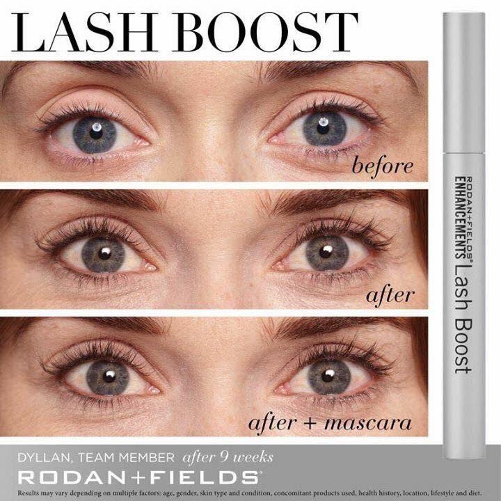 b33570adaf0 What if mascara were optional? ...Introducing LASHBOOST!