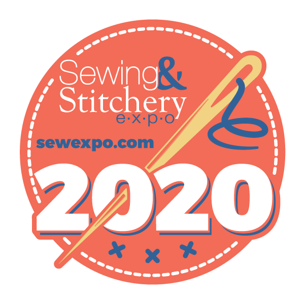 Sew 2020 Badge (Orange)
