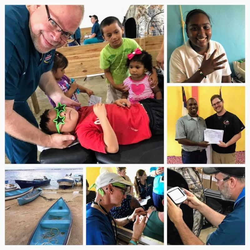 Belize Collage