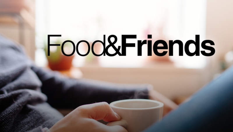 Food and Friends Groups Forming
