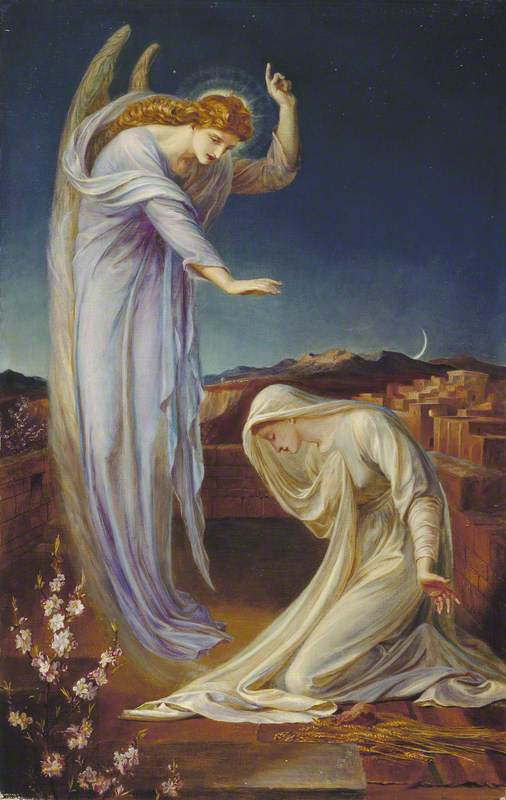 The Annunciation, Frederick James Shields