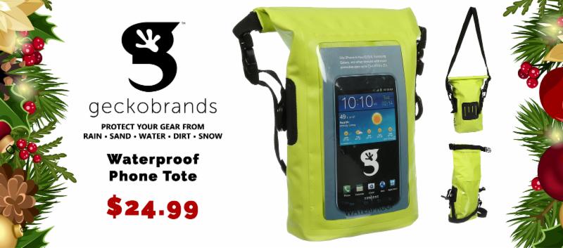 Gecko Brands Phone Tote - $24.99