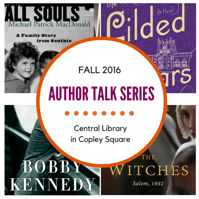 Author Talk Series