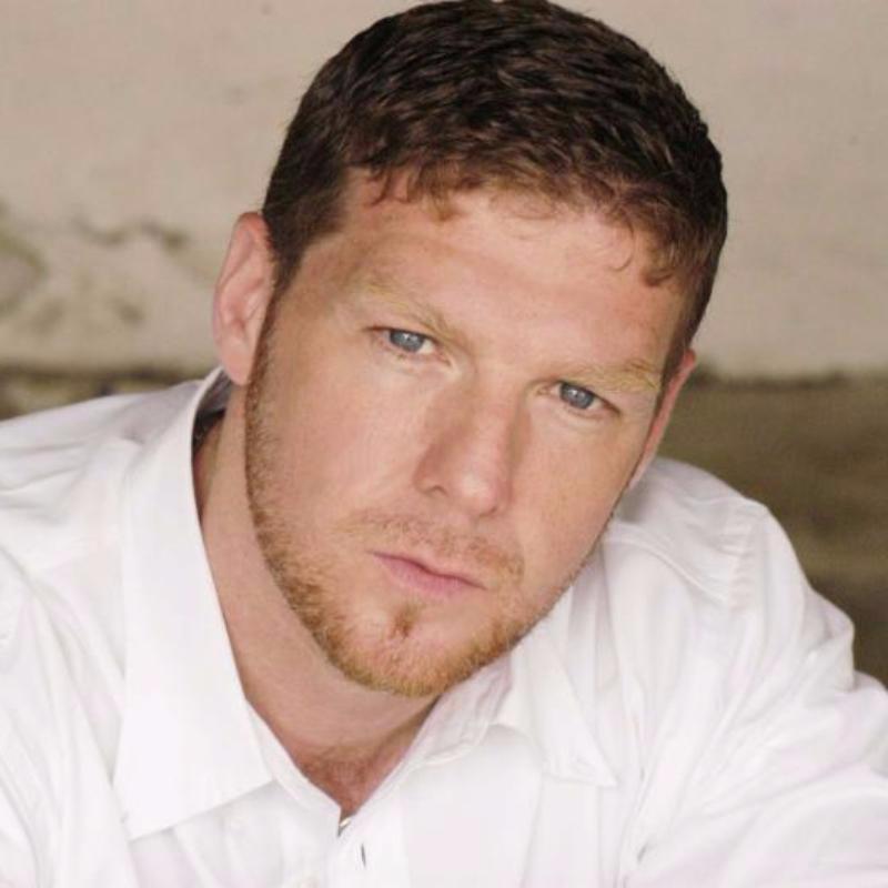 Author Micheal Patrick MacDonald