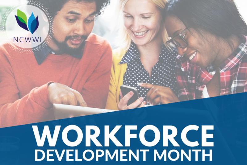 Workforce Development Month Banner