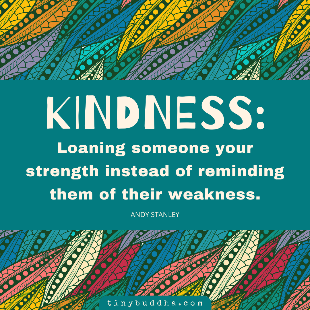 Stanley quote on kindness