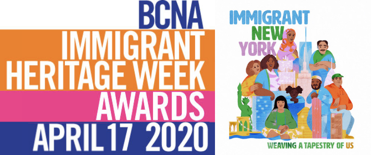 Immigrant Heritage Banner 2020