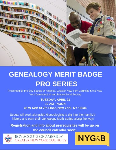 Scouting Around GNYC ENewsletter