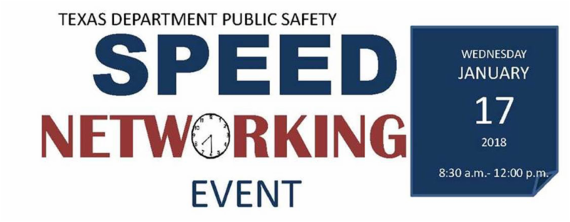 DPS Speed Networking