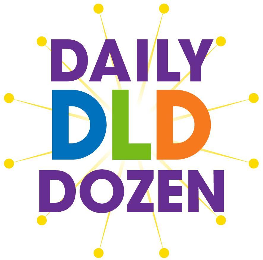 DLD Daily Dozen logo