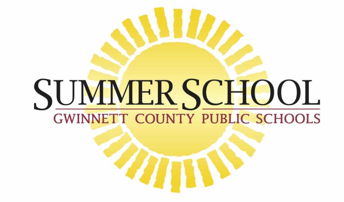 GCPS Summer School logo