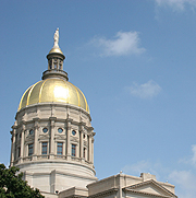 Georgia's Gold Dome