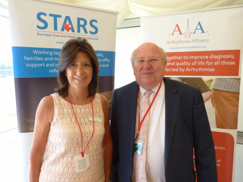 Trudie & Mike Gapes MP