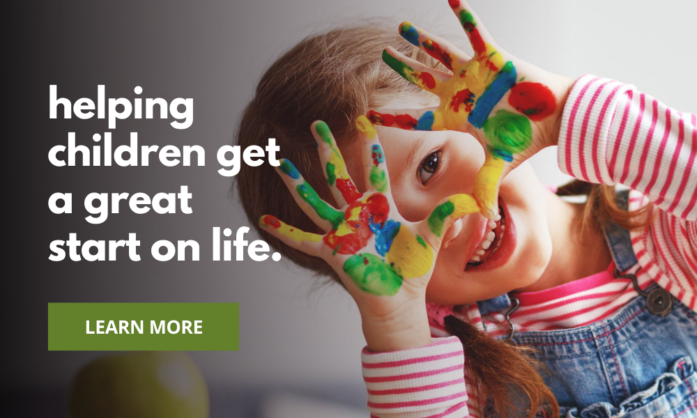 Helping Children Get a Great Start on Life