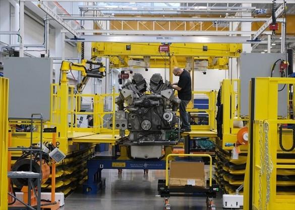 Innio engine factory in welland