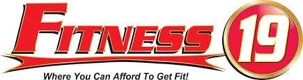 Fitness 19 Logo