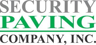 Security Paving Company Logo