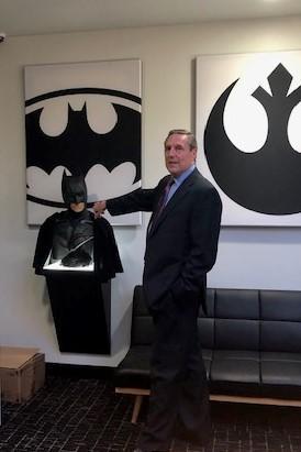 Mayor ProTem Adam visits Sideshow