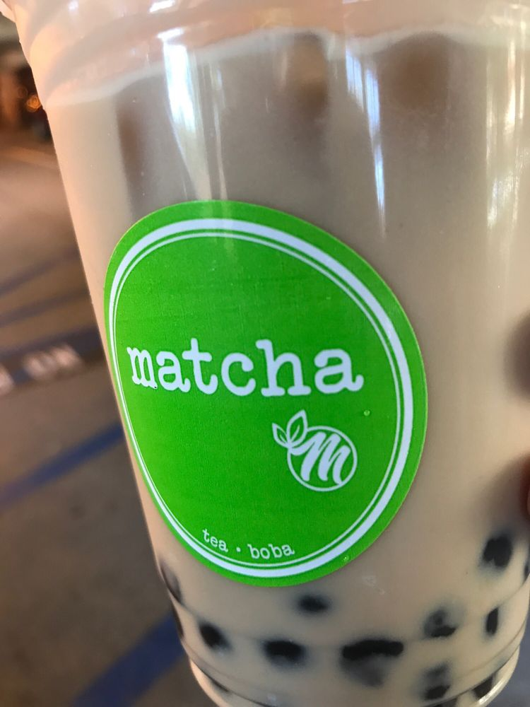Matcha Tea Boba picture