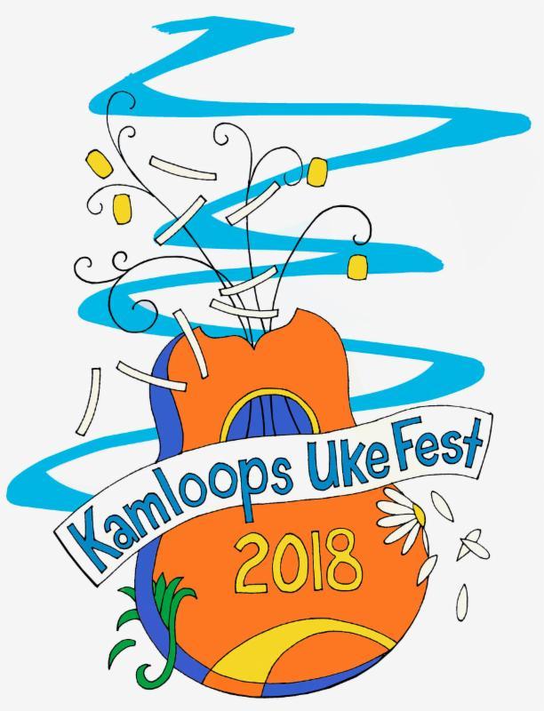 Happy New Year Look Whos Coming To Our 2018 Kamloops Uke Fest