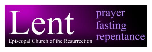 Lent Banner III