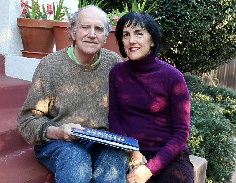 Albert Ihde & Ellen Pasternack