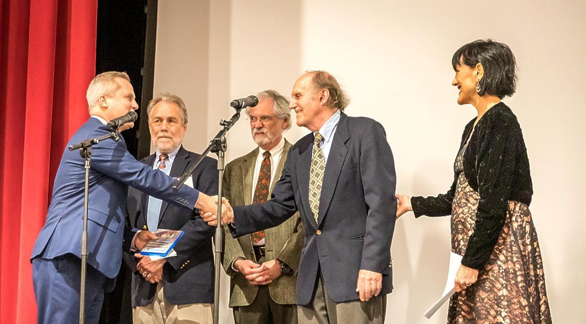 BGCS Presentation Ceremony at the bluegrass museum