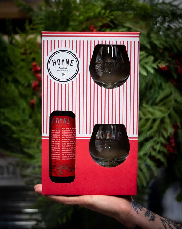 BCAT - 2020 Holiday Beer - Hoyne Gratitude