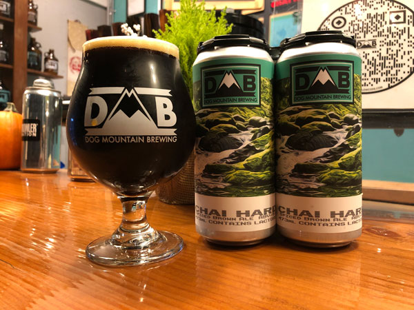 BCAT - 2020 Holiday Beer - Dog Mountain Chai Hard