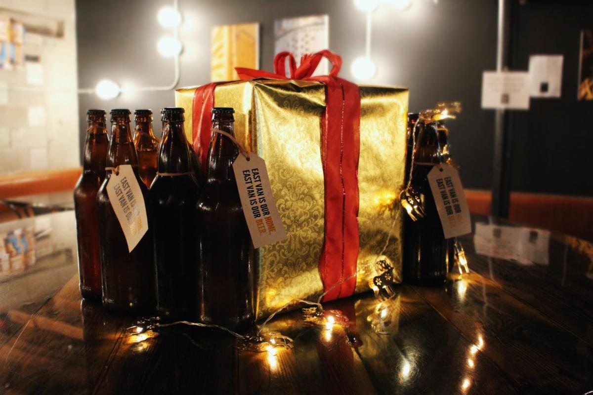 BCAT - 2020 Holiday Beer - East Van Pack