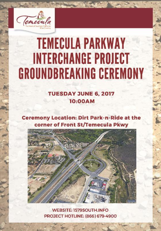 June Member News ~ Temecula Parkway Interchange Project