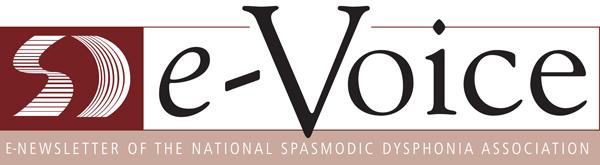 NSDA E-Voice Masthead