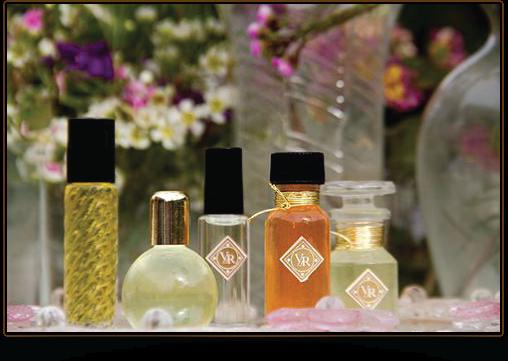 Parfum web site
