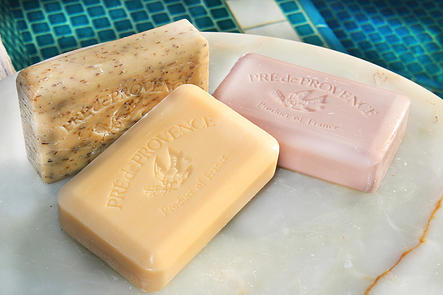 Shea Butter Soaps 3 ARC