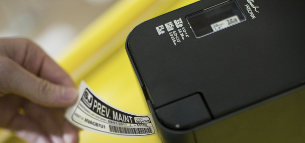 Maintenance Label Kit