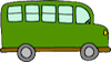 green bus 100px