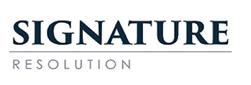 Signature Resolution logo