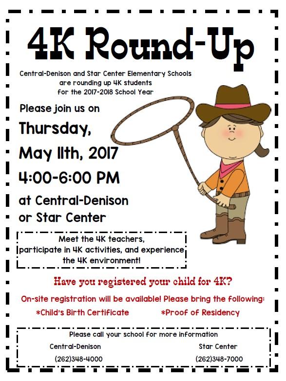 2017 Lake Geneva Schools 4K Round Up - May 11, 4-6PM
