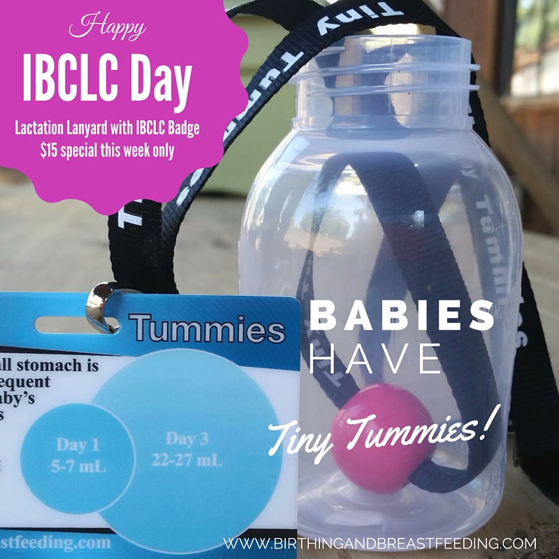 Happy IBCLC Day-Special Offer