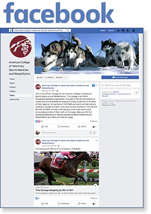 ACVSMR Facebook page