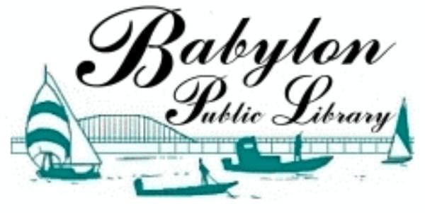 Babylon Public Library Logo
