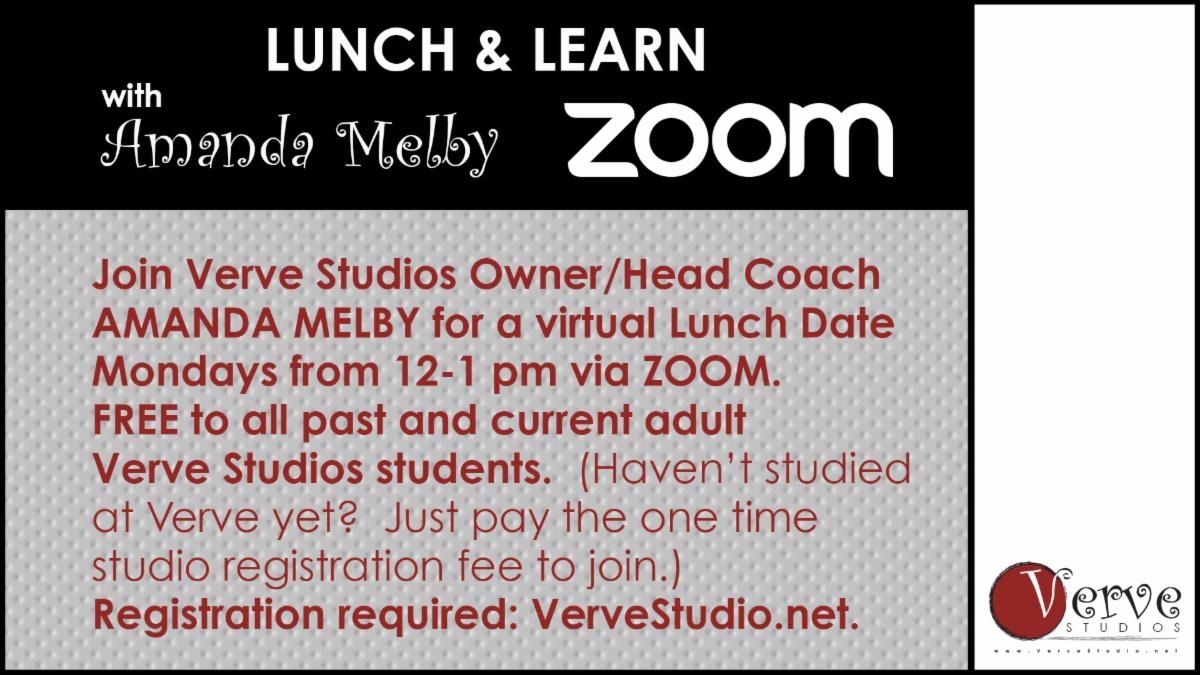 Verve Studios Virtual Happy Hour