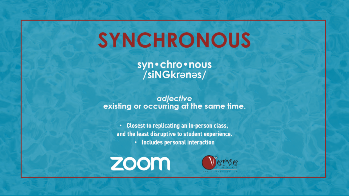 Verve Studios = Synchronous