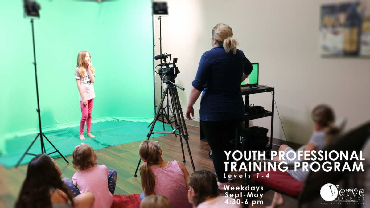 Verve Studios AZ Youth Acting Class Professional Actor Training Scottsdale Arizona