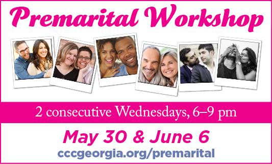 CCCG Premarital Workshop