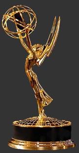 Emmy statuette