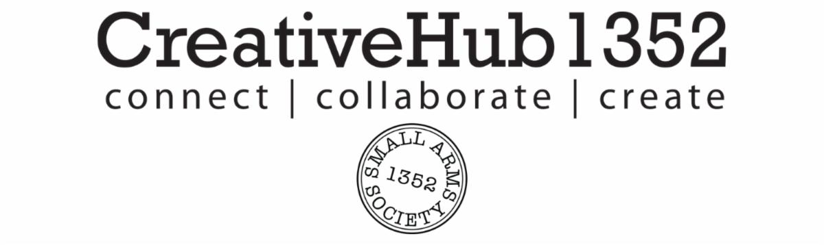 Creative Hub logo white background